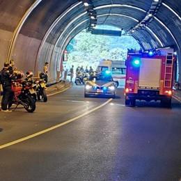 Brienno, morto il motociclista  Aveva 59 anni e abitava a Lipomo