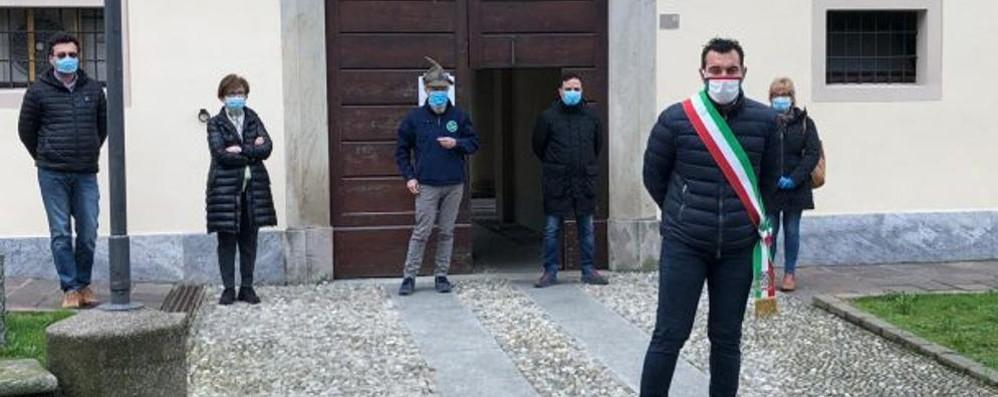 «Olgiate ora è libera dal virus  Grazie a medici, volontari e cittadini»
