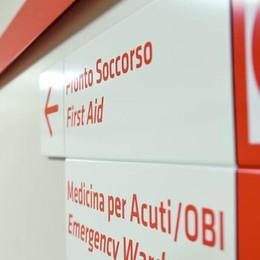 Virus, buone notizie: ospedali quasi vuoti  Soltanto 10 pazienti positivi al Sant'Anna