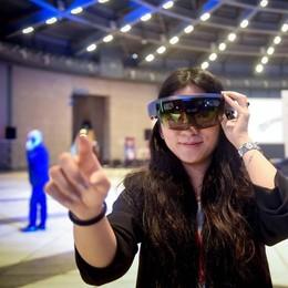 Fiere formato virtuale  Villa Erba sarà  smart  con ComoNext