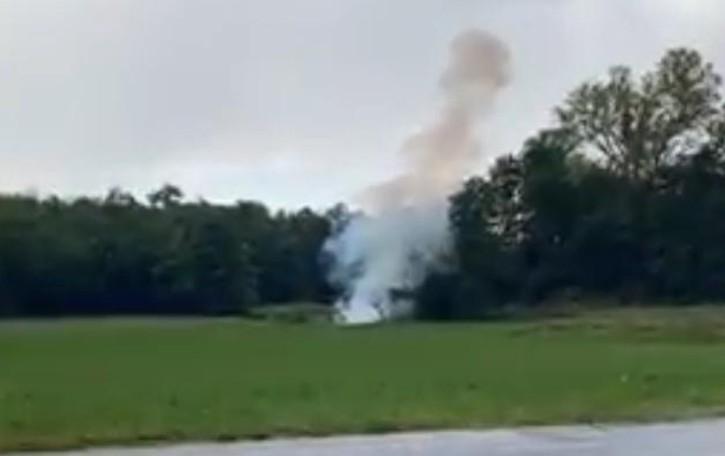 Gli artificieri in azione a Olgiate  Distrutto il materiale dei banditi   QUI il video dell'esplosione