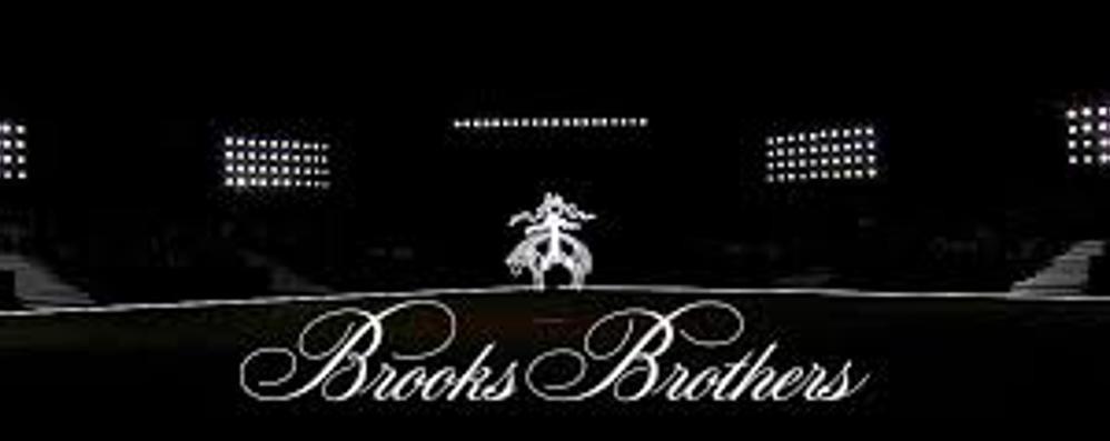 L'annuncio del manager  «Brooks Brothers,  anche Como in corsa»