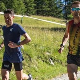 Manzi corre in Svizzera  La montagna riprende
