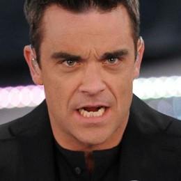 Bellagio, c'è Robbie Williams  Vacanza con moglie e figlia