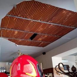 Bellagio, crolla l'intonaco del soffitto Due feriti  e paura al ristorante
