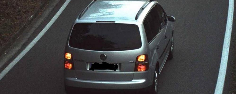 Bellagio, scoperto tassista abusivo  Viaggi alla Malpensa da 120 euro