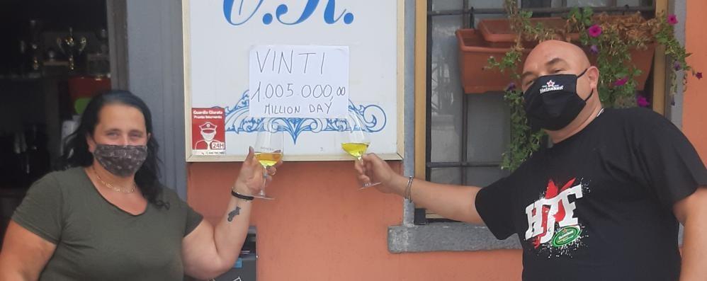 Guanzate: gioca sei euro  Ne vince più di un milione