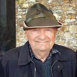 Sorico, addio a Colombini  Alpino e reduce dai lager nazisti