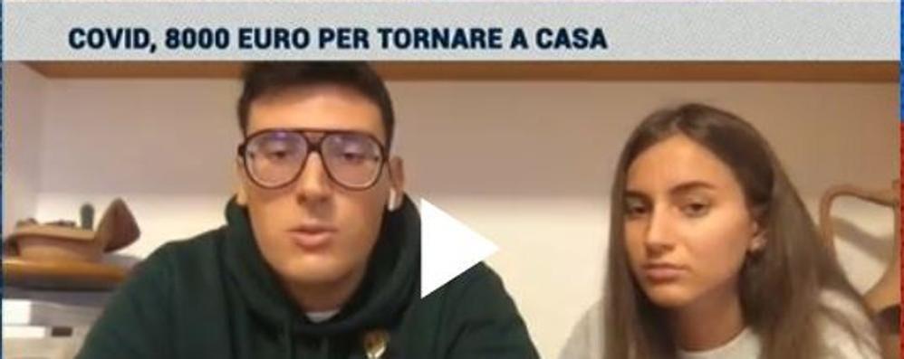 8mila euro per tornare dalla Puglia  La vicenda Covid da incubo   di un comasco e di una ragazza svizzera