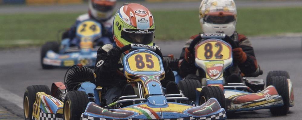 Cunati: «E ora mi consolo   vincendo i titoli in kart»
