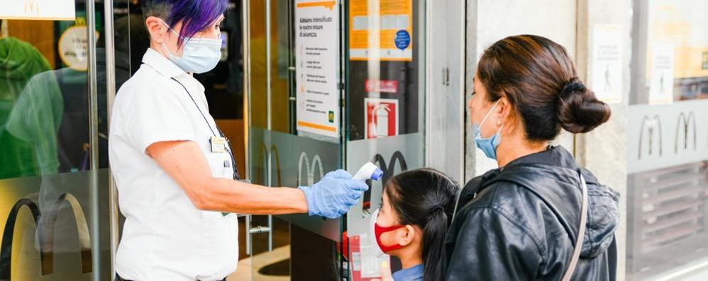 Coronavirus, il punto  di Regione Lombardia  Un positivo a Como e Sondrio  Nessuno a Lecco