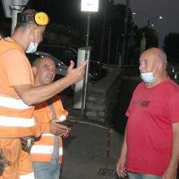 Griante e il caos asfalti sulla Regina  Chiesti danni per 13 mila euro all'Anas