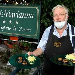 Lo chef lariano si sfoga  «Perché comprare  il lucioperca in Estonia?»