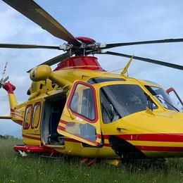 Tremezzo, ragazzo grave nell'incidente    Ricoverato con l'elicottero a Varese