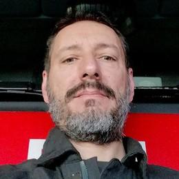 La tragedia di Chiareggio  Il vigile del fuoco di Erba in vacanza  Ferito mentre scavava