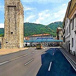 L'architetto scrive al sindaco  «Rotaia sospesa a Sant'Orsola»