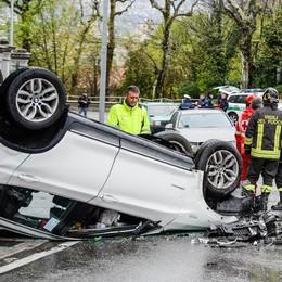 Napoleona, dati choc sulla velocità  Limite ignorato dal 93% dei veicoli