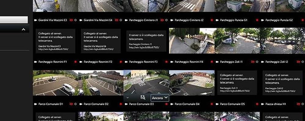 Pusiano accende le telecamere  «Utili contro spacciatori e vandali»