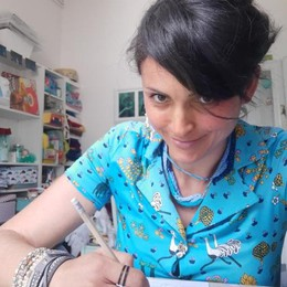 Torna Giada Negri:  «Principesse, poesie e la magia di crescere»