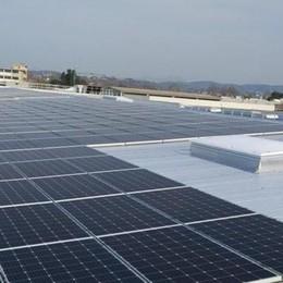 Achille Pinto è green  Pannelli fotovoltaici  e 290 punti luce led
