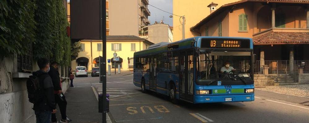 Cantù, debutta la nuova linea U3  Le stazioni sono collegate meglio