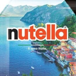 Ci pensa la Nutella  Edizione speciale  per il Lago di Como
