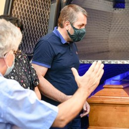 Don Roberto: oggi i funerali  a Regoledo di Cosio