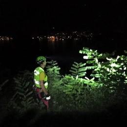 Lezzeno, allarme per Emilio Russo  Ricerche con il drone notturno