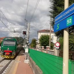 Mariano perde la linea S2 per Milano  TreNord: «Aggiunta una corsa per Asso»