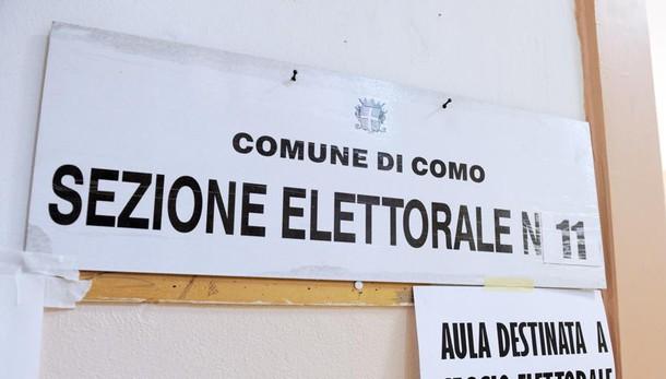 Referendum: l'affluenza  alle 12 nei Comuni
