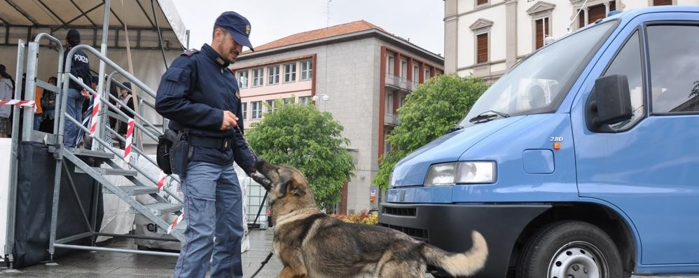 Spacciava cocaina a Cantù  Arrestato un muratore