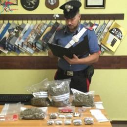 Spacciava droga in bicicletta  Arrestato a Mozzate dai carabinieri