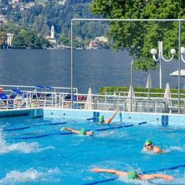 Villa Geno, riapre anche la piscina   Dopo dieci mesi fine delle trasferte