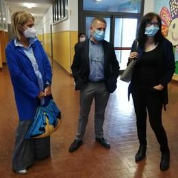 Bimbo delle elementari positivo  Classe in quarantena a Mariano