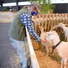 Food, animali e alberi  Agrinatura a Lariofiere,  evento a misura di famiglie