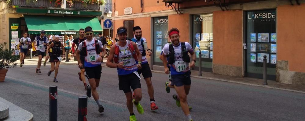 Marathon trail Como  Domani a Menaggio