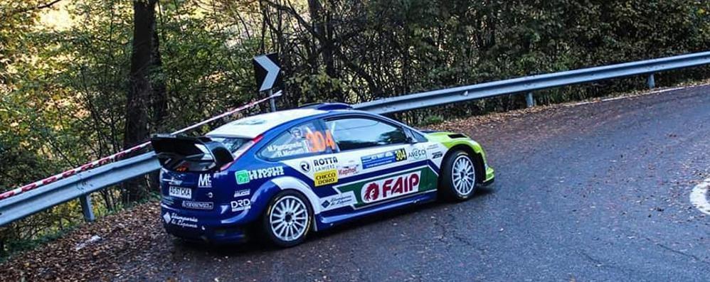 Nuovo Rally di Como  Senza la Val Cavargna