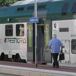 Asso, tutti contro Trenord  «Ridateci i treni per Milano»