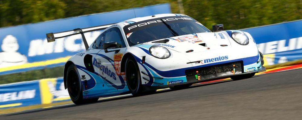 Cairoli giù dal podio  alla 24 Ore di Le Mans