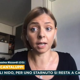 Cassina, protesta per il nido  «Mio figlia subito a casa  per qualche starnuto»