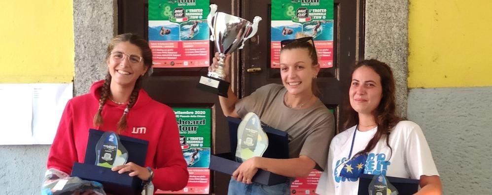 Chi si rivede: Giorgia Gregorio Torna e vince nel wakesurf