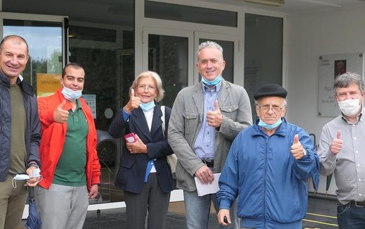 Comunali nel Comasco  Sorprese a Casnate  e ribaltone a Lambrugo  Il VIDEO di Lipomo