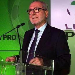 Ghirelli: «Non è sostenibile una Lega Pro senza pubblico»