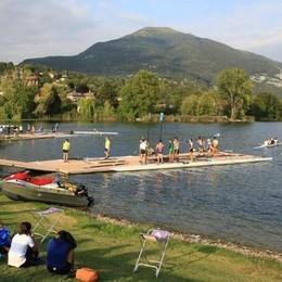 Memorial D'Aloja e Coppa Montù Un'invasione sul Lago di Pusiano