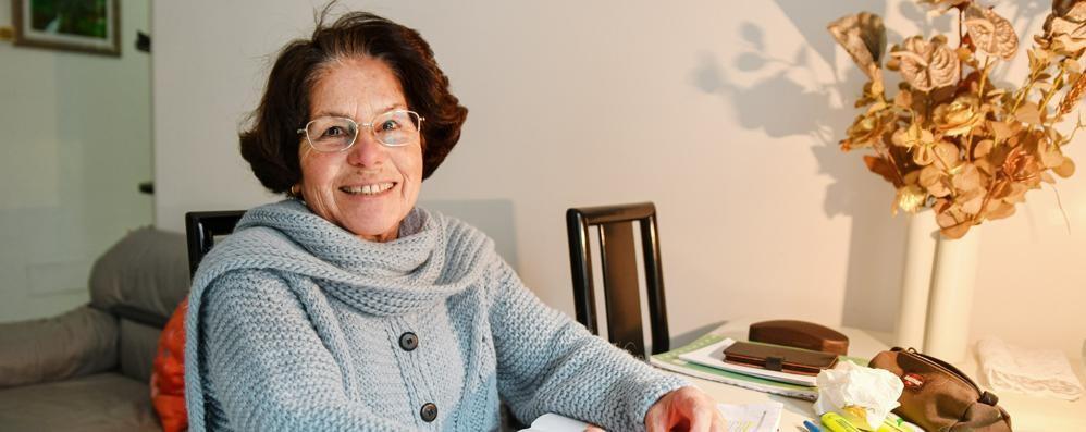 A 74 anni a un passo dalla laurea  «Ho sempre amato studiare»