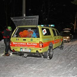Bellagio, muore sul San Primo  Soccorsi inutili per lo scialpinista