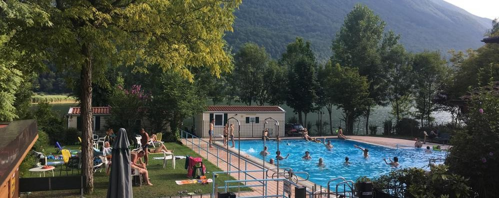 Carlazzo, il camping Ranocchio è il più amato dai turisti europei
