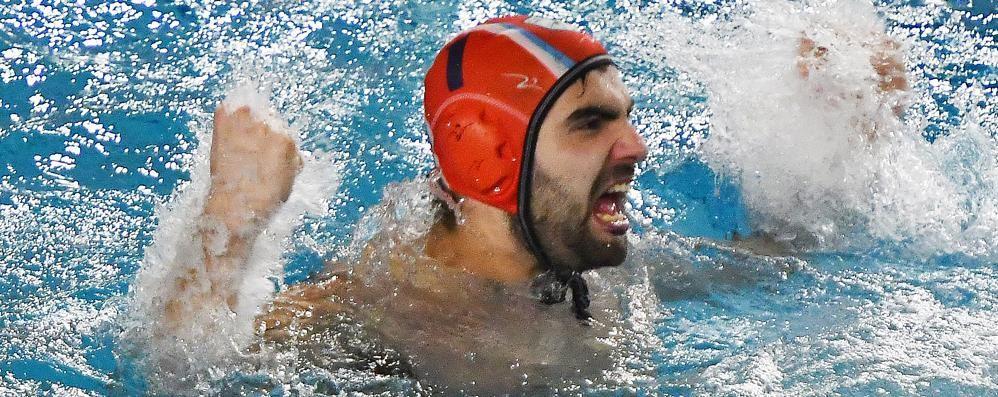 Como Nuoto Recoaro al debutto in campionato
