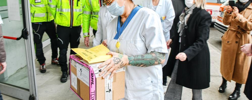 Covid, 4mila guariti  «Ora la sfida vaccini»