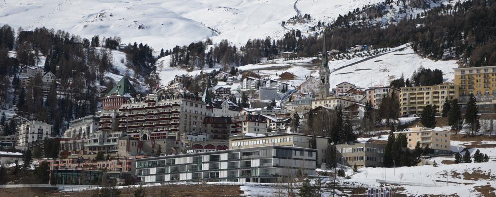 Focolaio Covid a St Moritz  Chiusi alberghi e scuole  Test di massa ai residenti